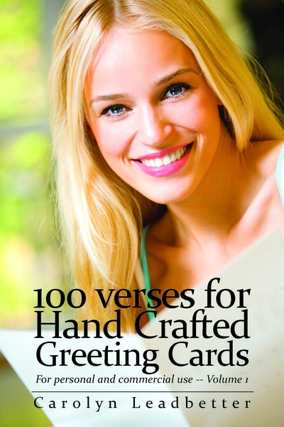 100 Verses for Hand-Crafted Greeting Cards