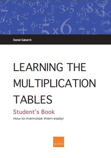 Learning the multiplicatión tables