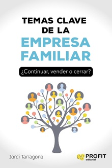 Temas clave de la empresa familiar. E-book.