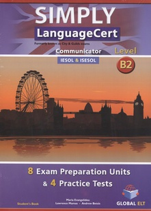 Simply language cert b2 exam preparation & practice tests
