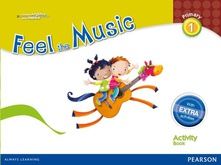Feel the music 1 extra content, activity book pack
