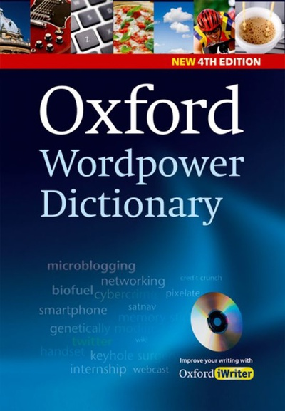 Oxford Wordpower Dictionary: Pack (with CD-ROM) 4th Edition