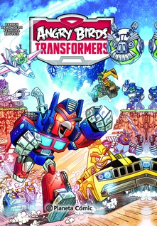 Angry Birds Transformers nº 01/02
