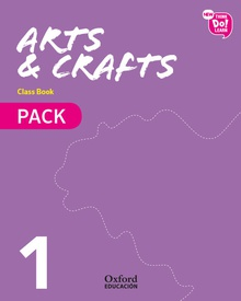 Arts & crafts 1º.prim.pack (libro+cd) (modulos)