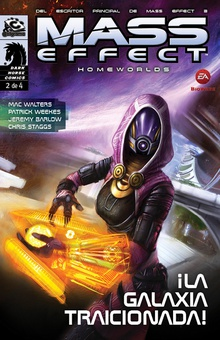 Mass Effect: Homeworlds V2