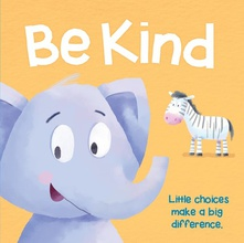 Be Kind Manners Board Book