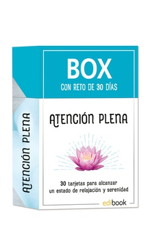 Box con reto de 30 dias- atencion plena