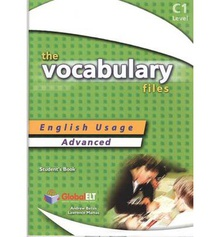 English usage vocabulary files. Level C1 Advanced