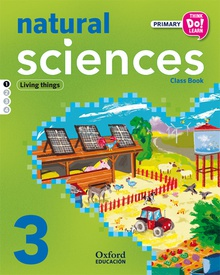 Think Do Learn Social & Natural Science 3º Primaria Libro de
