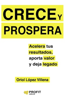 Crece y prospera. Ebook.