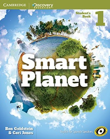 Smart planet 1 student  +dvd