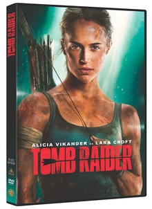 Tomb raider (2018) dvd